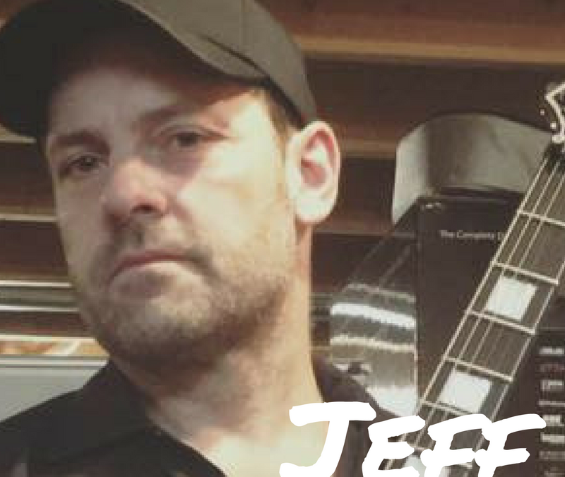 Jeff Kocher- Lead Guitar and Vocals